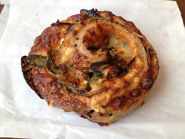 X roll - Arizmendi Bakery