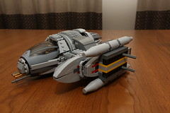 10227 B-wing Starfighter Review - 76