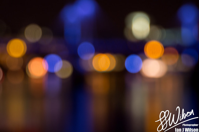 Thames Lights – Daily Photo (5th October 2012)