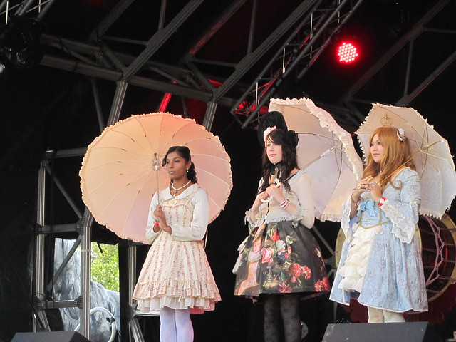 Lolita fashion by the Tea Party Club