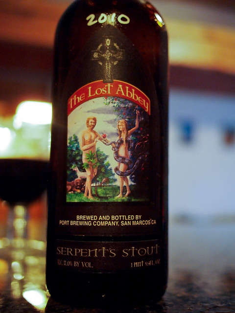 Lost Abbey Serpents Stout (2010)