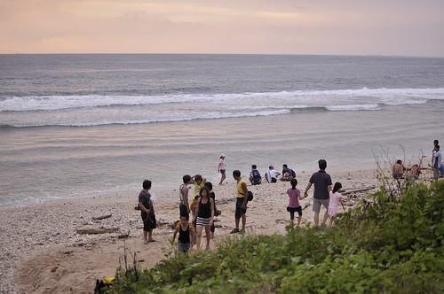 【Video】小琉球「蛤板灣」:海邊的寄居蟹(8 ys)