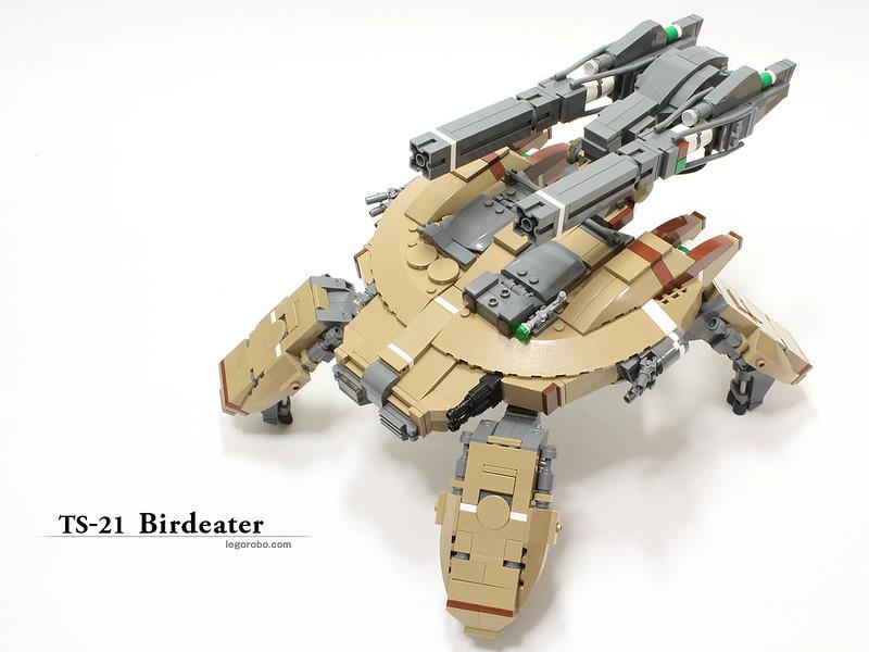 TS-21 Birdeater