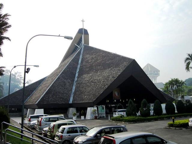 St Joseph's Cathedral Kuching