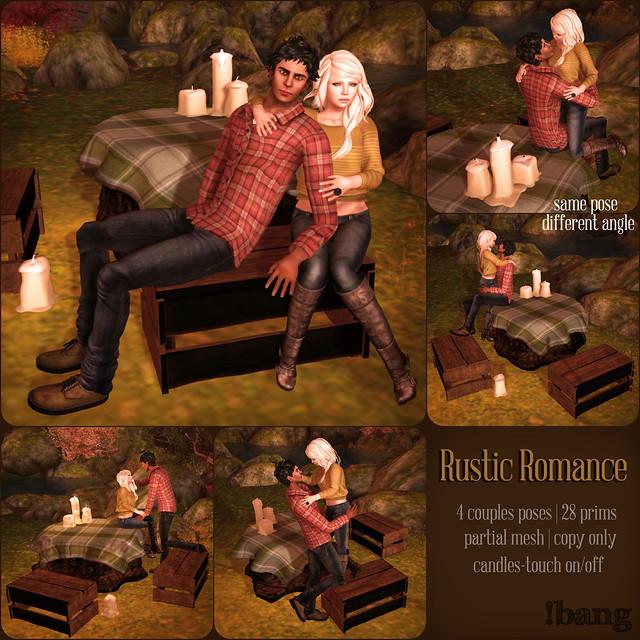 !bang - rustic romance
