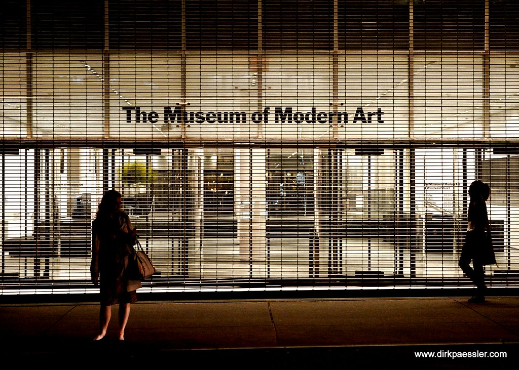 Museum of Modern Art by Dirk Paessler