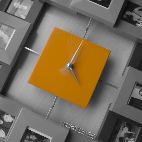 El tiempo es oro! by Nuria-S