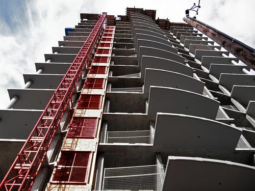 Pearl Construction Update: September 9, 2012