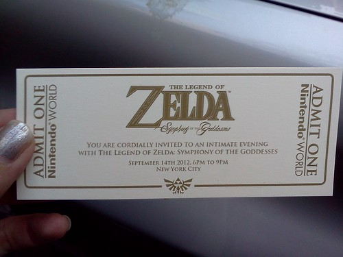 Prelude to the Goddesses Ticket