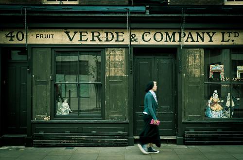 Verde & Compmay Ltd