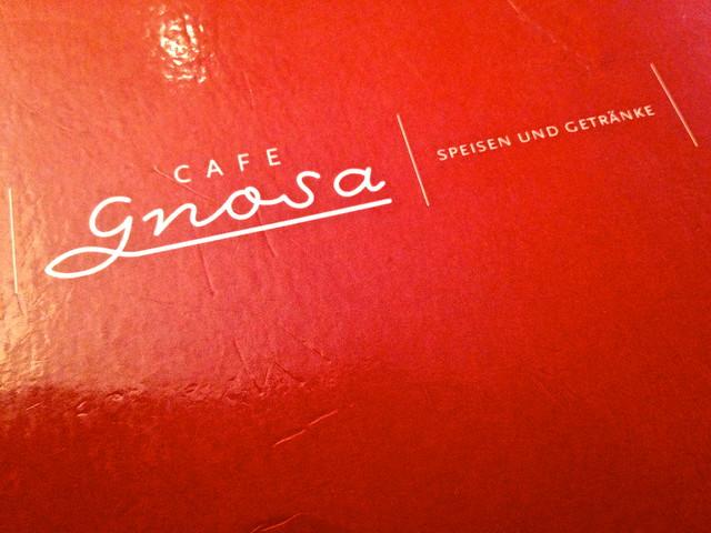 Goed gebak bij Café Gnosa in Hamburg