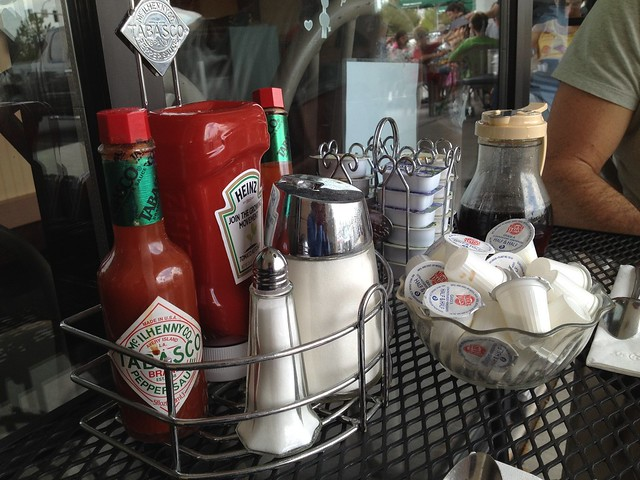 Condiments - Peg's Glorified Ham N Eggs