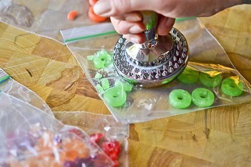 Halloween Window Cookies 20