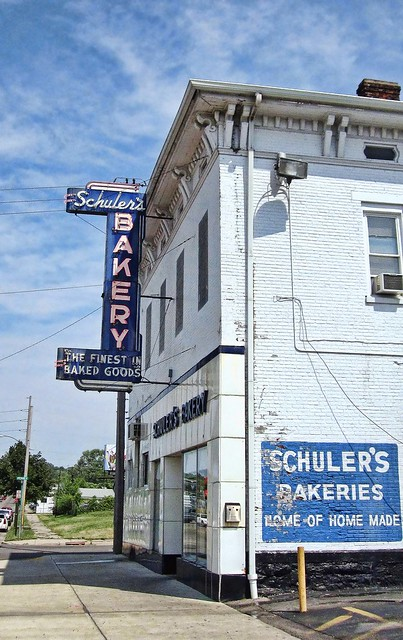 Schuler's Bakery, Springfield, Ohio. Photo copyright Jen Baker/Liberty Images; all rights reserved (pinning is okay)