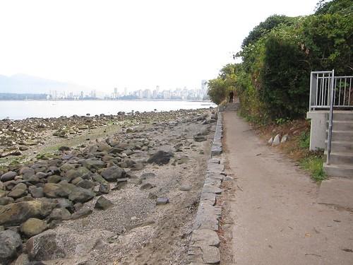 Path to Kits Beach
