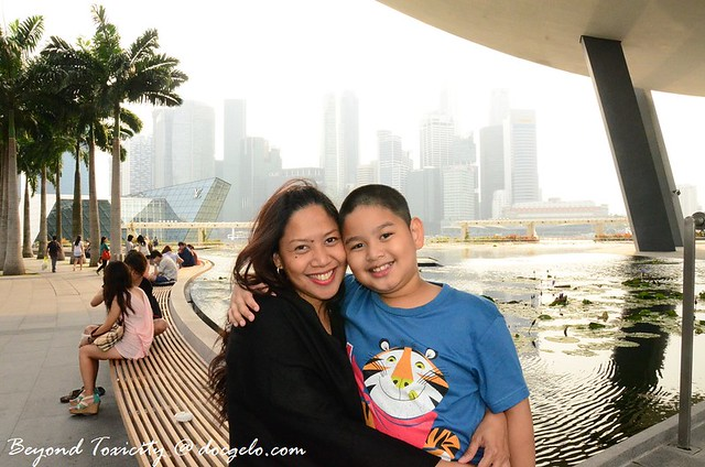 love in marina bay sands