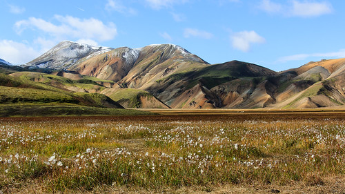 Montañas entre Algodones