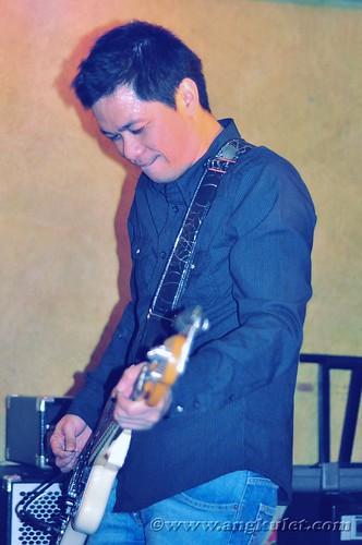 Raimund Marasigan of Gaijin at Saguijo Cafe