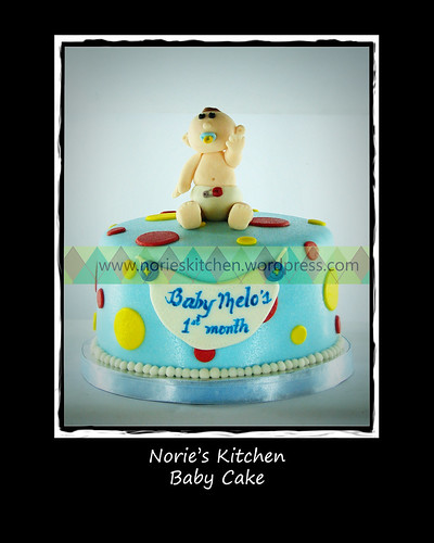 Norie's Kitchen - Baby Cake by Norie's Kitchen