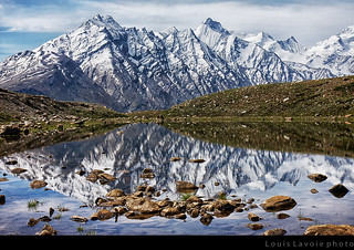 Glacier Drang-Drung - Zanskar