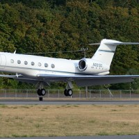 Executive Jet Management/David Geffen N221DG Gulfstream G550 #BFI