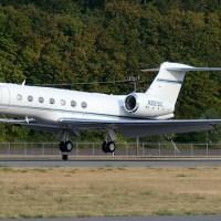 Executive Jet Management/David Geffen N221DG Gulfstream G550 #BFI