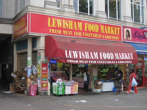Lewisham Food Market