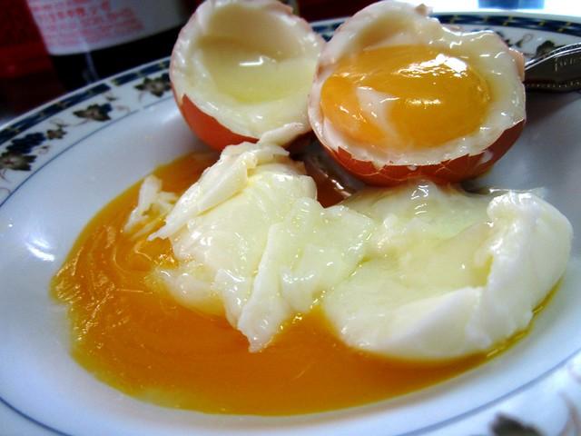 STP's half-boiled eggs 4