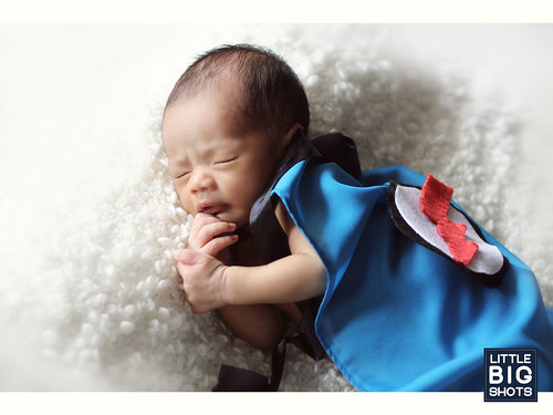 Introducing Erfan | Newborn Portraiture