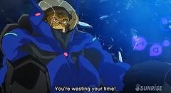 Gundam AGE 4 FX Episode 47 Blue Planet, Lives Ending Youtube Gundam PH (124)