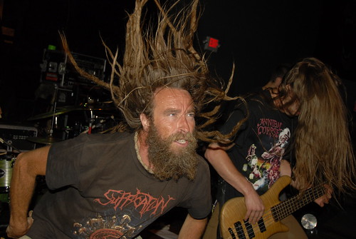 Decrepit Birth at Empire