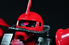 HCM MS-06R-2 Johnny Ridden's Zaku-II (144 scale) 1984 make (46)