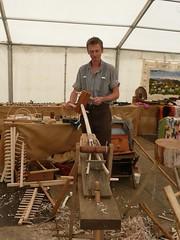 rake making