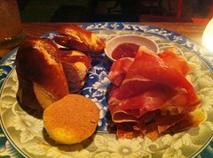Ham, Jam, Butter, & Bread - Fatty 'Cue, West Village