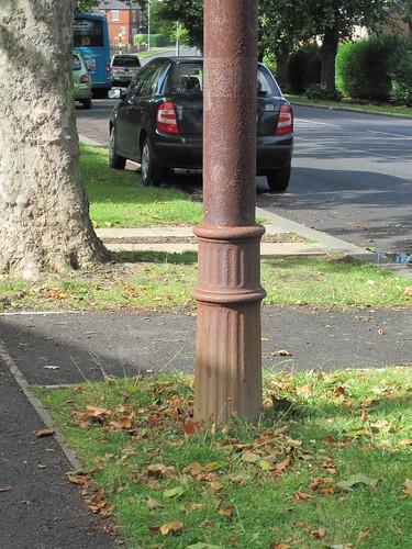 Grove Hill, Stench Pipe