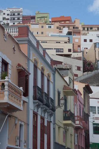 San Sebastian housing