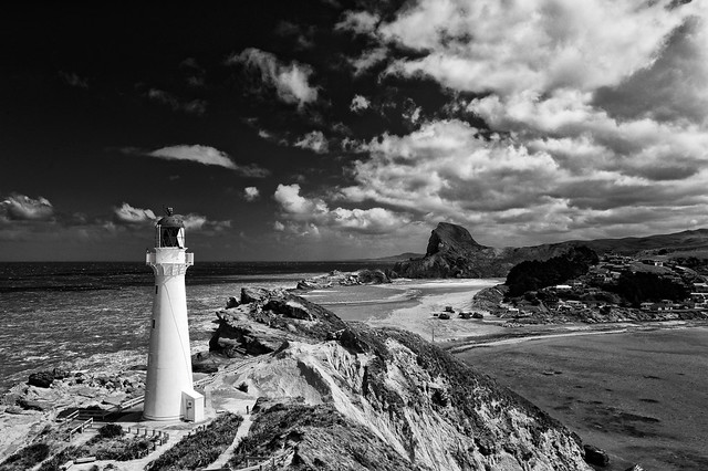Castlepoint Lighthouse (Flickr)