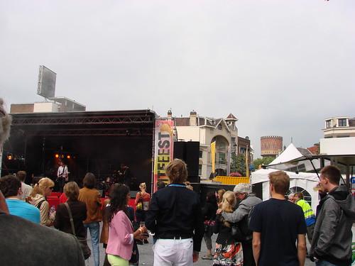 Concert at Neude