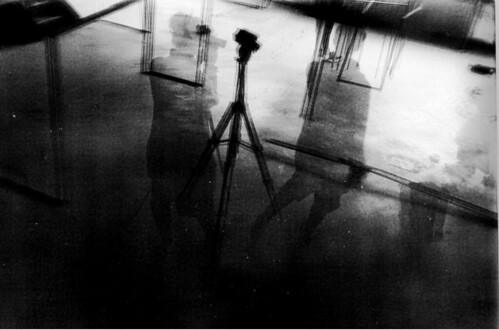 Sequential Photograph : In the space (539) by Russell Moreton
