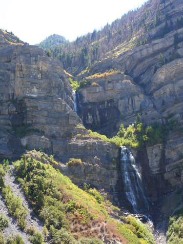 9-2-12 UT - Leaving Provo 8 - Provo Canyon Waterfall