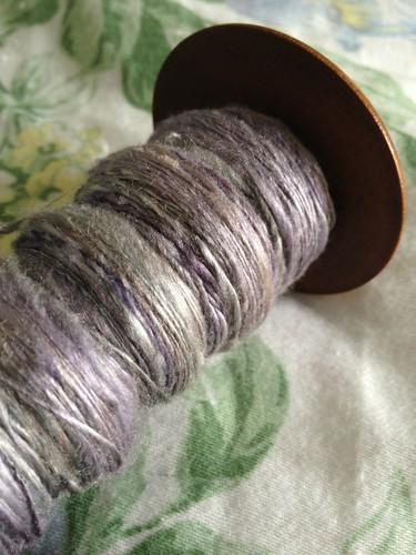 Dove yarn 1