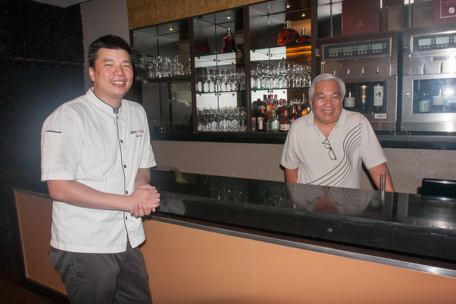 Read More: STUDIO KITCHEN of Chef Mark Tan! https://awesome.blog/awesome/2012/09/studio-kitchen-chef-mark-tan.html