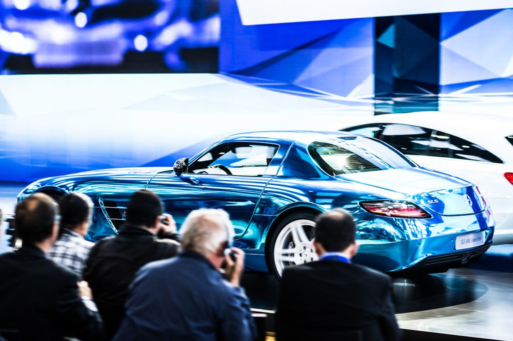 Mondial de l'Automobile, Paris 2012