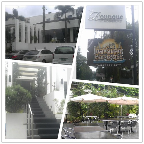 The Boutique in Tagaytay