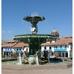 Fountain - Plaza de Armas