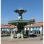 Fountain - Plaza de Armas