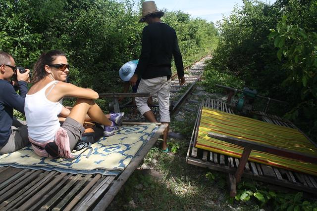 Dismantling Bamboo Train