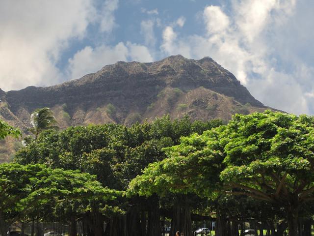 Hawaiian Mountain - New Sky