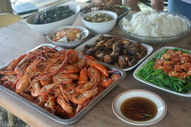Exotic Ilocano Mountain Fare