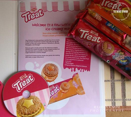 Cream Treat...